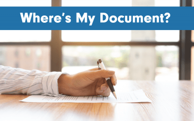 Where's My Document?