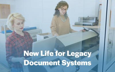New Life for Legacy Document Systems